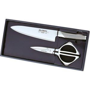 G-2210 Messerset mit Schere, G2 & GKS210