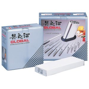 G-8311KB/PLR 11-teiliges Messerblockset ohne Punkte
