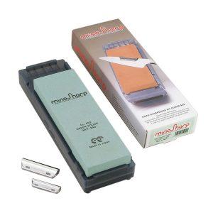 459 minoSharp Schleifstein 240, grün